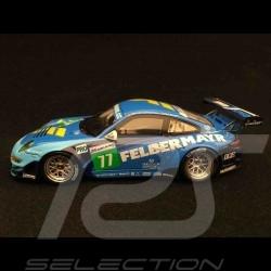 Porsche 911 GT3 RSR type 997 24h du Mans 2011 n° 77 Proton 1/43 Spark S3418