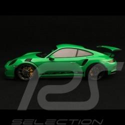 Porsche 911 GT3 RS type 991 phase 1 2015 1/18 Minichamps 153066228 vert vipère viper green vipergrün
