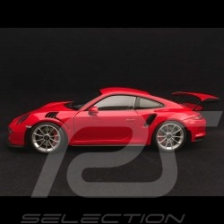 Porsche 911 type 991 GT3 RS guards red 1/18 Autoart 78165
