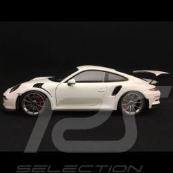 Porsche 911 type 991 GT3 RS 1/18 Autoart 78166 blanche white weiß