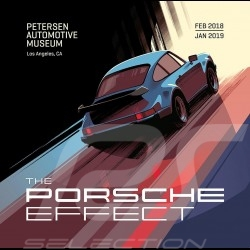 Livre The Porsche Effect - Petersen Automotive Museum book buch rare selten