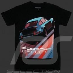 T-shirt Porsche 911 Turbo The Porsche Effect - Petersen Automotive Museum - Herren - Rarität !