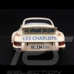 Porsche 911 Carrera 2.8 RSR Tour Auto 1973 n° 103 Les Charlots Le grand Bazar 1/18 Solido S1801106