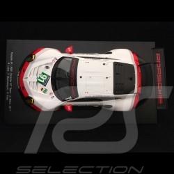 Porsche 911 RSR type 991 24h du Mans 2017 n° 91 Porsche GT Team 1/18 Spark 18S329