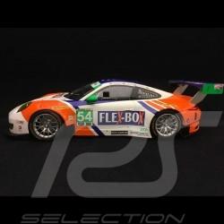 Porsche 911 GT3 R typ 991 24h Daytona 2017 n° 54 CORE Autosport 1/18 Minichamps 155176954