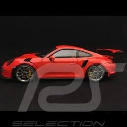 Porsche 911 typ 991 GT3 RS lava orange 1/18 Autoart 78168