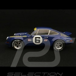 Porsche 911 RSR 1973 Sunoco n° 6 24h Daytona 1973 1/18 Solido S0801105