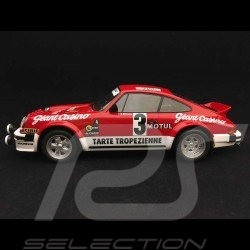 Porsche 911 SC Group 4 Winner Rallye d'Armor 1979 n° 3 Beguin 1/18 Solido S1800804
