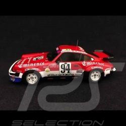 Porsche 934 24h Le Mans 1980 n° 94 Almeras 1/43 Spark S5094