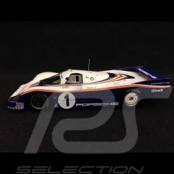 Porsche 956 LH Vainqueur Winner Sieger Le Mans 1982 n° 1 Rothmans 1/43 Spark 43LM82