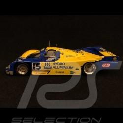 Porsche 962C 24h Le Mans 1990 n° 15 Brun Motorsport 1/43 Spark S5508