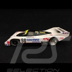 Porsche 962 C 24h Le Mans 1992 n° 68 Almeras 1/43 Spark S4439