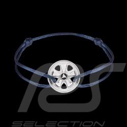 Bracelet Fuchs Argent Sterling Cordon bleu roi Edition limitée 911 exemplaires