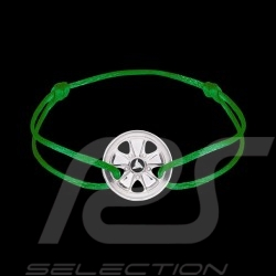 Fuchs Bracelet Sterling Silver kelly green Limited Edition 911 pieces