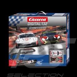 Carrera Digital Track Porsche / Mercedes High Speeder Endurance 1/32 Carrera 20030003