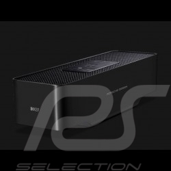 Enceinte Bluetooth Porsche Gravity One Kef noire Porsche Design 4046901684112 Speaker Lautsprecher black Schwarz