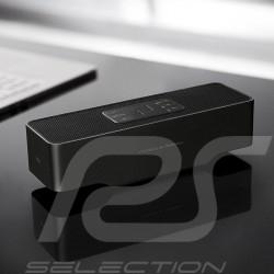 Enceinte Bluetooth Porsche Gravity One Kef noire Porsche Design 4046901684112 Speaker Lautsprecher black Schwarz