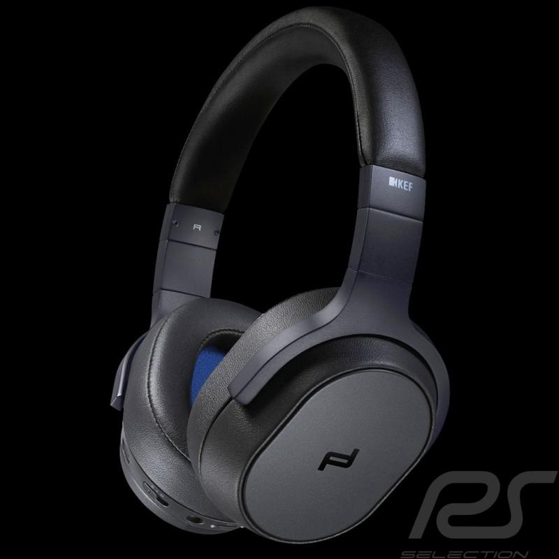 Casque Hi-Fi Porsche Space One by Kef sans fil noir Porsche Design 4046901684150 Wireless headset Kabellose