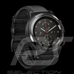 Montre connectée Porsche Smartwatch noire Huawei / Porsche Design PDHWSWRW2017 black connected watch schwarz uhr