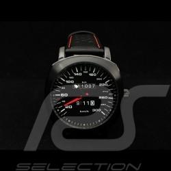 Montre automatique Porsche 911 compteur de vitesse 300 km/h automatic watch Automatikwerk Uhr