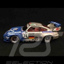 Porsche 911 GT2 typ 993 le Mans 1997 n° 74 Roock 1/43 Spark S5514