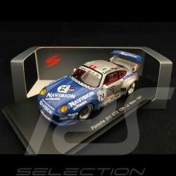 Porsche 911 GT2 type 993 le Mans 1997 n° 74 Roock 1/43 Spark S5514