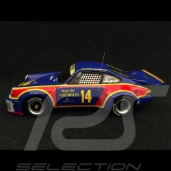 Porsche 911 Carrera RSR Sieger Sebring 1976 n° 14  Holbert Dickinson 1/43 Spark 43SE76