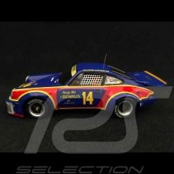 Porsche 911 Carrera RSR vainqueur Sebring 1976 n° 14 Holbert Dickinson 1/43 Spark 43SE76