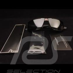 Lunettes de soleil Porsche monture gris foncé gun / verres bleu acier Porsche Design P'8509-C - mixte sunglasses sonnenbrille