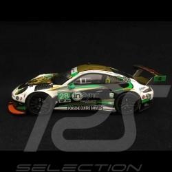 Porsche 911 GT3 R type 991 winner Daytona 2017 n° 27 Alegra 1/43 Ixo GTM106