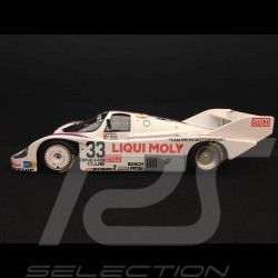 Porsche 956 K 1000 km Spa 1983 n°33 Brun Racing 1/18 Minichamps 155836633