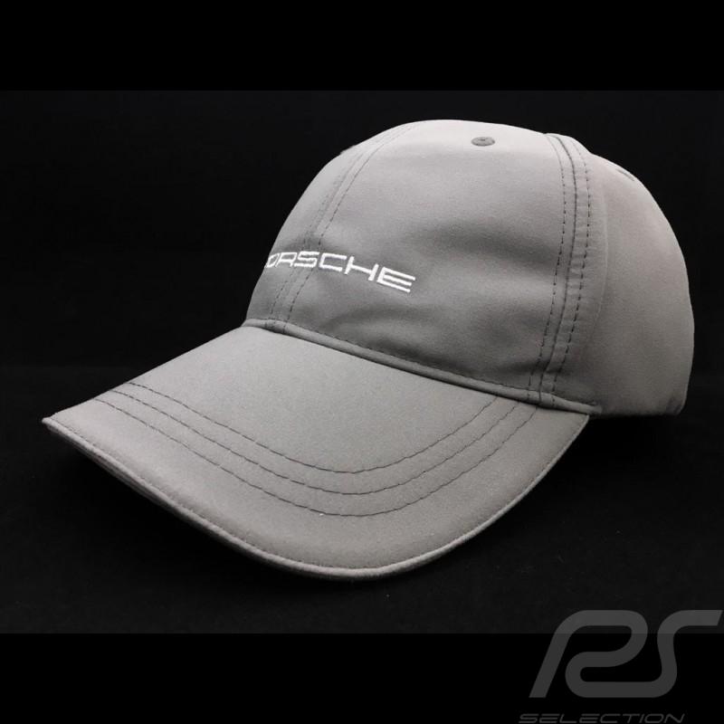 Casquette Porsche classique grise Porsche Design WAP7100010J0SR Classic grey cap klassische grau Kappe