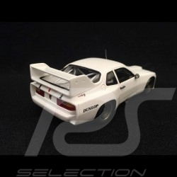Porsche 924 Carrera GTR 1980 1/43 Spark S0980 blanche white weiß