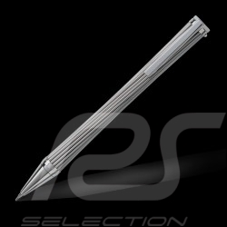 Stylo porte-mine Porsche Design acier /platine Mikado mechanical Pen Drehbleistift