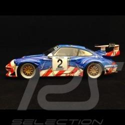 Porsche 911 GT2 type 993 French GT championship 1997 n° 2 Jarier 1/18 GT Spirit GT741
