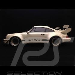 Porsche 911 type 964 RWB pearl white 1/12 GT Spirit GT173