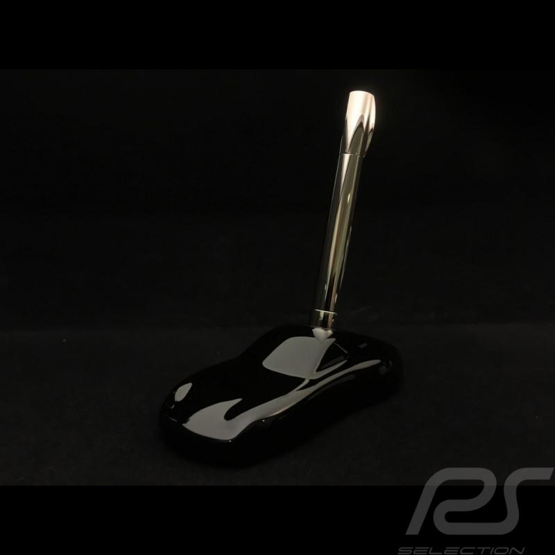 Porsche Design Shake Pen Silver 2018 ballpoint Pen black 911 sculpture as holder