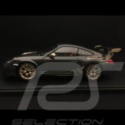 Porsche 911 GT3 RS 3.8 type 997 phase II 2012 1/18 Autoart 78142 gris foncé dark grey dunkelgrau