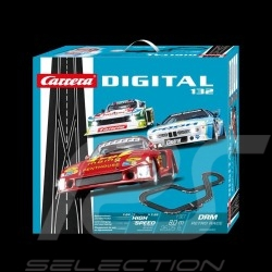Circuit Carrera Digital Porsche 935 / M1 / Capri DRM Retro Race 1/32 Carrera 20030002 Slot car bahnset rennstrecken
