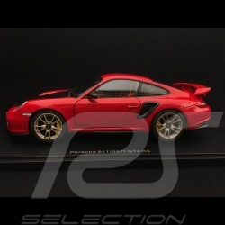 Porsche 911 GT2 RS type 997 2010 1/18 Autoart 77964 rouge indien indian red indischrot