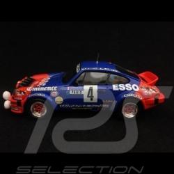 Porsche 911 SC Rallye Monte Carlo 1982 N° 4 Almeras 1/43 Spark S4026