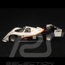 Porsche 962 C vainqueur winner Sieger Tampa World Challenge 1990 n°16 Infinity 1/43 Spark US032