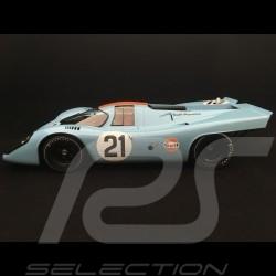 Porsche 917 K Le Mans 1970 n° 21 Gulf 1/12 Minichamps 123706621