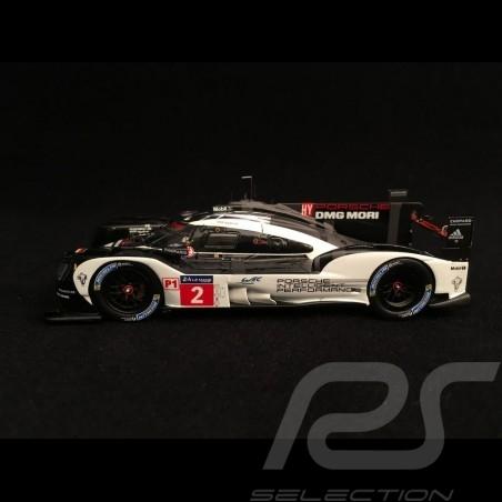 Porsche 919 Hybrid - HY n° 2 LMP1 Winner Le Mans 2016 1/43 Spark MAP02031616