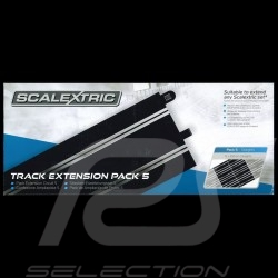 Circuit Scalextric Pack d'extension n° 5 Scalextric C8554 track extension pack Verlängerungspaket