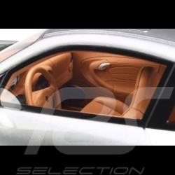 Porsche 911 Carrera 4S type 996 1/18 GT Spirit GT182 gris phoque métallisé seal grey sealgrau metallic