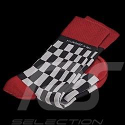Porsche Socks 2 pairs grey red black Porsche Design WAP423 / WAP424 - Unisex