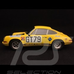 Porsche 911 S 1000km Nürburgring 1970 n° 79 GT AAW Team 1/18 Minichamps 107706879 vainqueur de classe class winner klassensieger