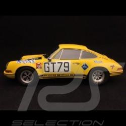 Porsche 911 S winner Nürburgring 1970 n° 79 GT AAW Team 1/18 Minichamps 107706879