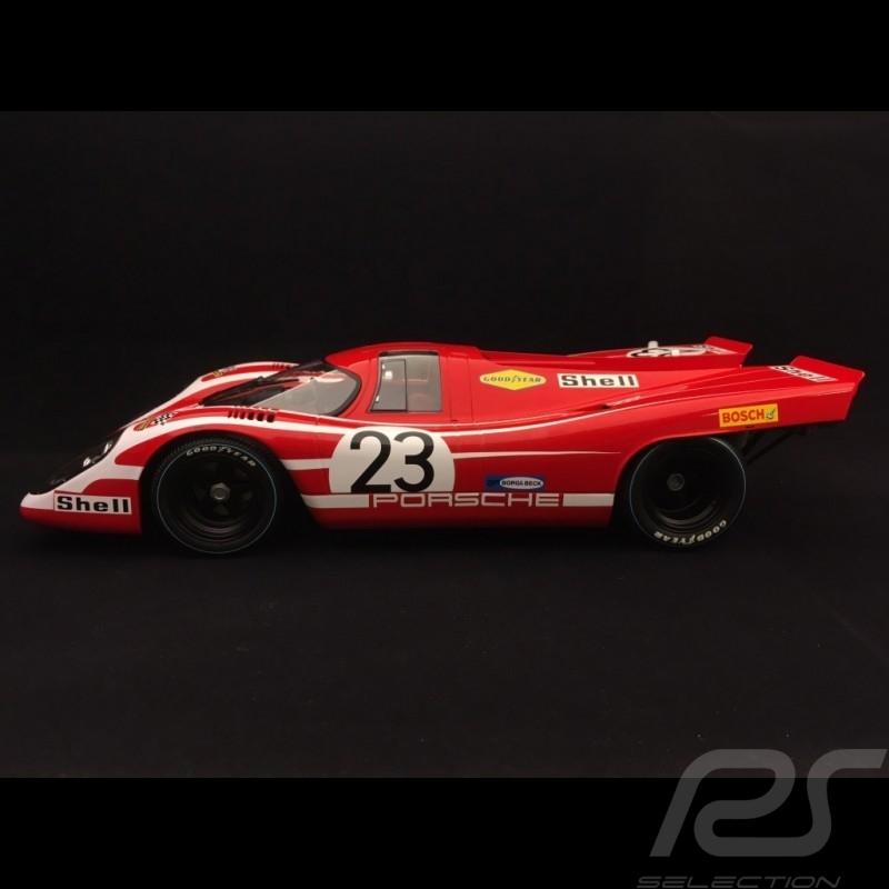 Porsche 917 K vainqueur winner Sieger Le Mans 1970 n° 23 Salzburg 1/12 Minichamps 125706623